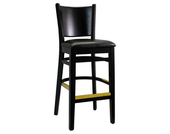 1822 Wood Barstool