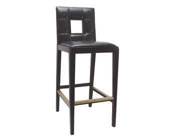 1801 Wood Barstool