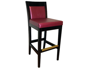 1823 Wood Barstool