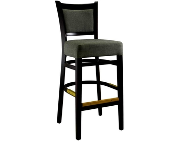 1827UB-PS3 Wood Barstool