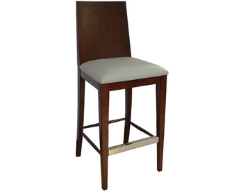 1386 Wood Barstool