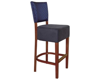 1491 Wood Barstool