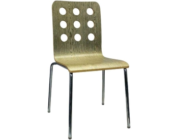 226 Chrome Bentwood Chair