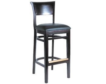 1825 Wood Barstool