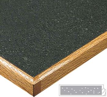 LW6501C Wood Edge Top