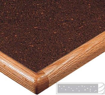 LW6525HB Wood Edge Top