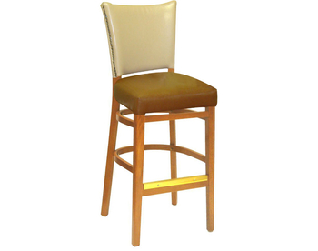 1827UFB-PS2 Wood Barstool
