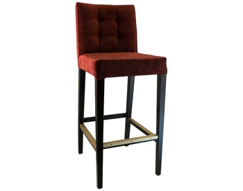 1801UFB Wood Barstool