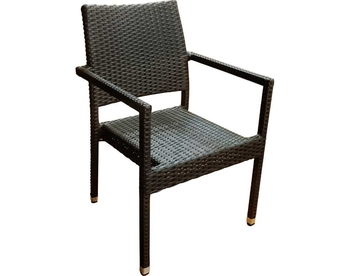 017 Aluminum  Arm Chair
