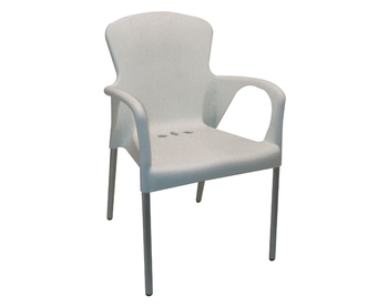 F18 Plastic Arm Chair