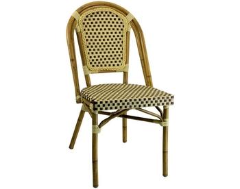 071 Aluminum Bamboo Chair