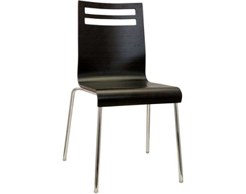 200-W22 Chrome Bentwood Chair