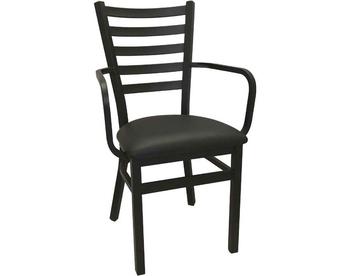 716HB-ARM Metal Chair