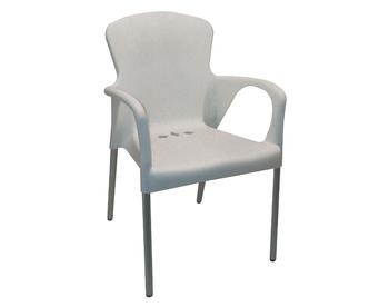F18 Plastic Arm Chair